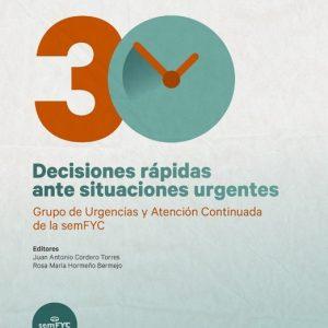 Portada 30 Decisiones ráp Urg
