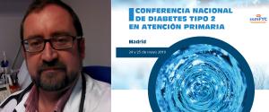 Fernando Álvarez Guisasola es coordinador del GdT en Diabetes de la semFYC