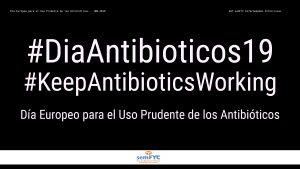 • Para la semFYC, es urgente la implantación de los los Programas de Optimización de Uso de los Antibióticos (PROA) en el ámbito de la Atención Primaria así como en el conjunto de ámbitos de prescripción (desde la atención veterinaria —ámbito que administra el 50% de los antibióticos— hasta la sanidad privada, servicios odontológicos, etc.) • Varios portavoces del Grupo de Trabajo-semFYC en Enfermedades Infecciosas señalan que las medidas previstas en los PROA en los ejes de vigilancia, control, prevención e investigación son claves para contribuir a evitar el desarrollo y diseminación de microorganismos resistentes en la comunidad.