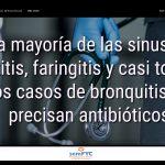 #DiaAntibioticos19: La mayoría de las sinusitis, otitis, faringitis y casi todos los casos de bronquitis, no precisan antibióticos.
