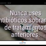 #DiaAntibioticos19: Nunca uses antibióticos sobrantes de tratamientos anteriores.