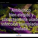 #DiaAntibioticos19: Antibiótico bien elegido y correctamente usado, infección controlada y anulada.